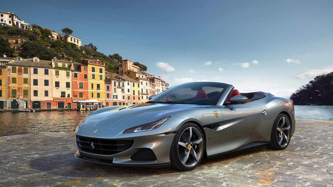 Ferrari Portofino 2021 Descripción General Precios Y Fichas Técnicas Autobild Es