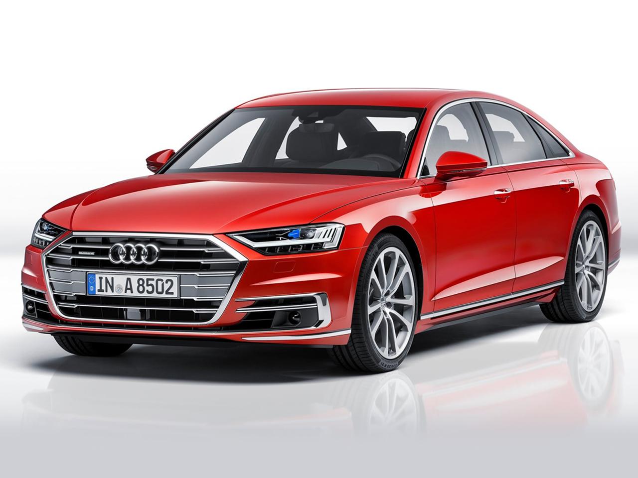 Audi A8 Model