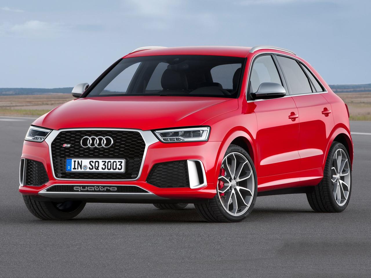 Pruebas De Audi Q3 Comparativas Y Test Autobild Es