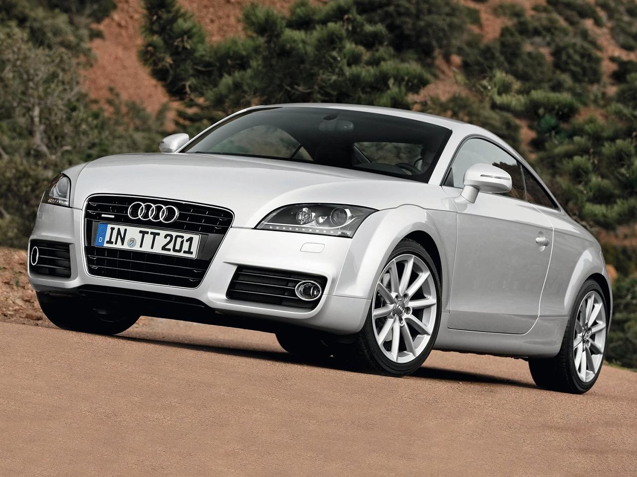 Audi TT Coupe 2010 2.0 TDI QUATTRO :Configurador de equipamiento ...