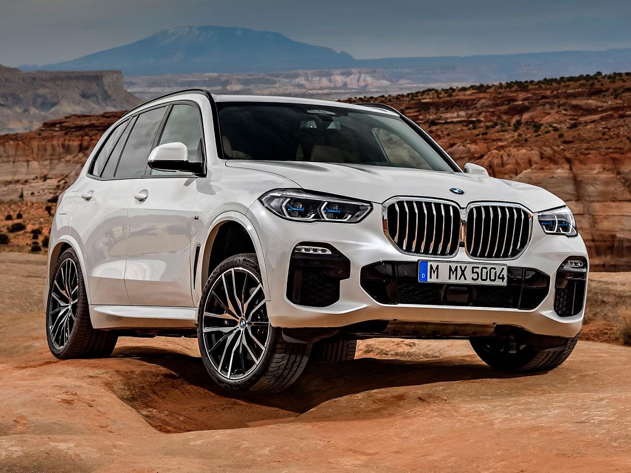 Next Gen BMW X5 Suv Pricing