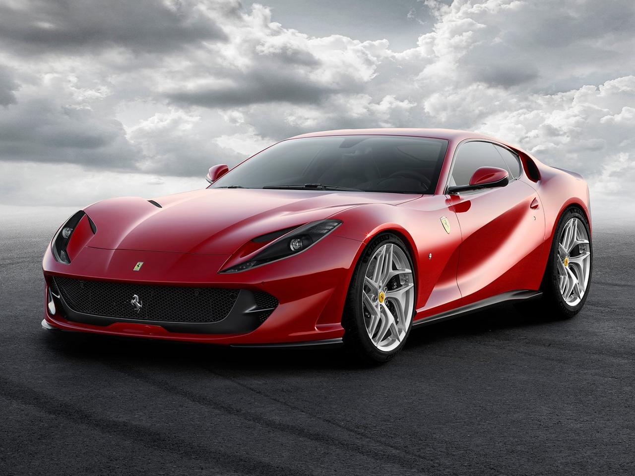 Ferrari 812 Superfast 2017 Datos Y Precios Autobild Es