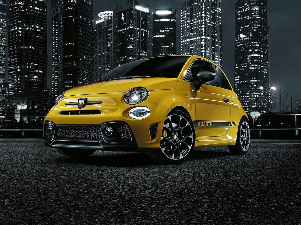 2020 Fiat 500 Abarth Redesign