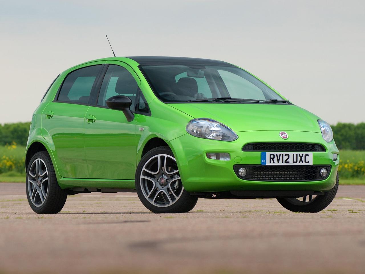 2020 Fiat Punto Picture