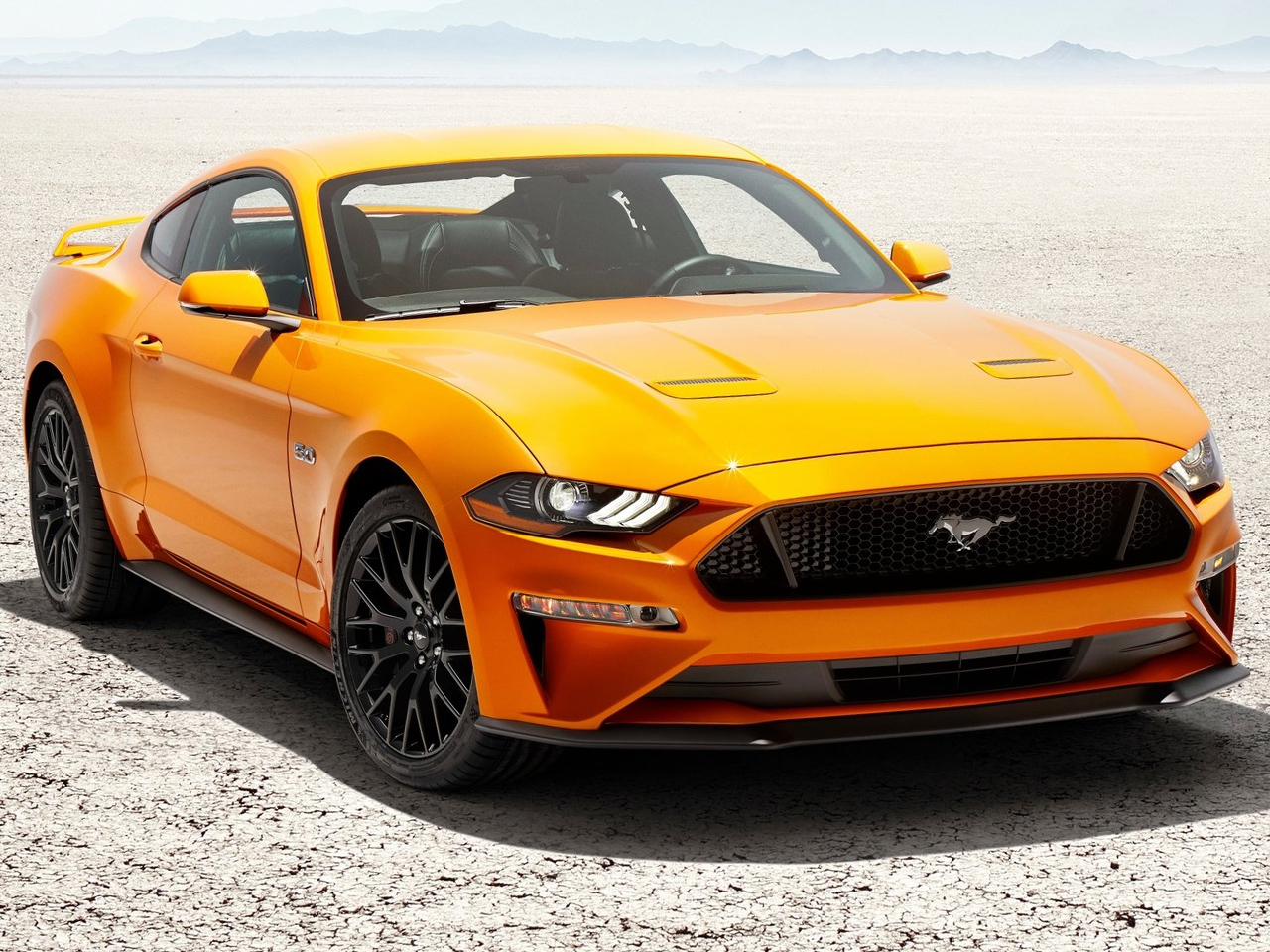 Ford Mustang Fastback 2018 Datos Y Precios Autobild Es