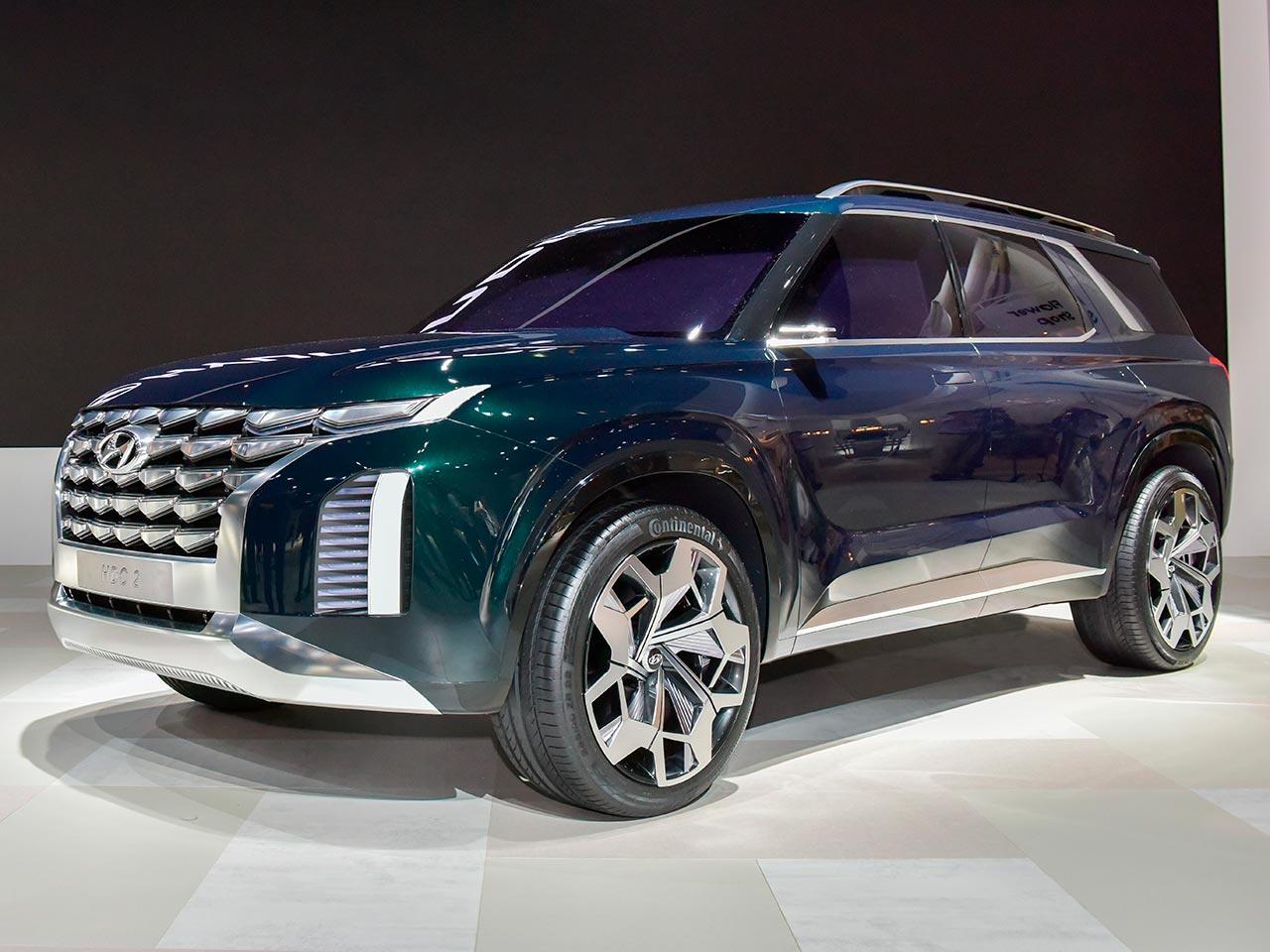 Hyundai Palisade 2021 Descripcion General Precios Y Fichas Tecnicas Autobild Es