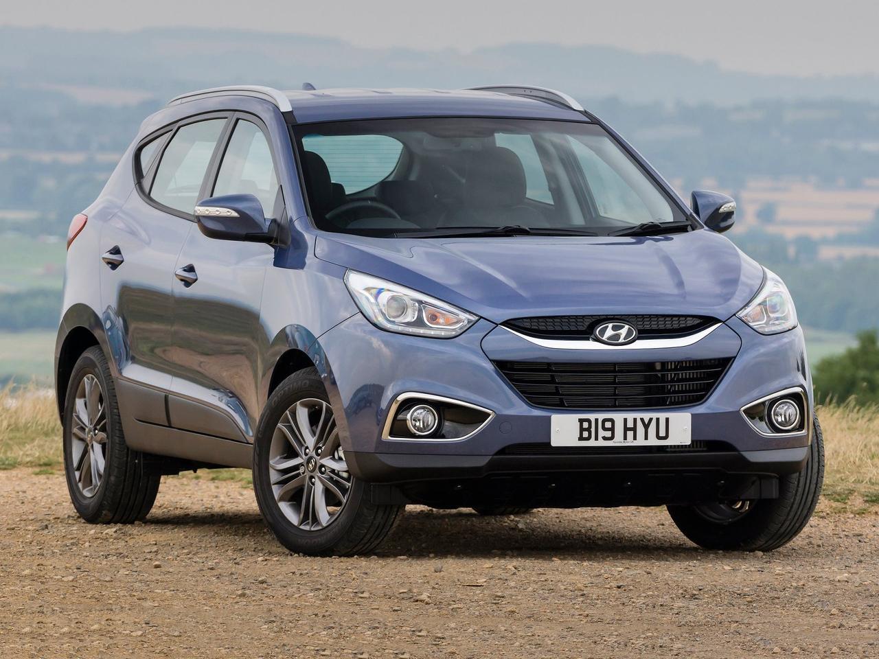 Hyundai Ix35 2020 Descripci 243 N General Precios Y Fichas