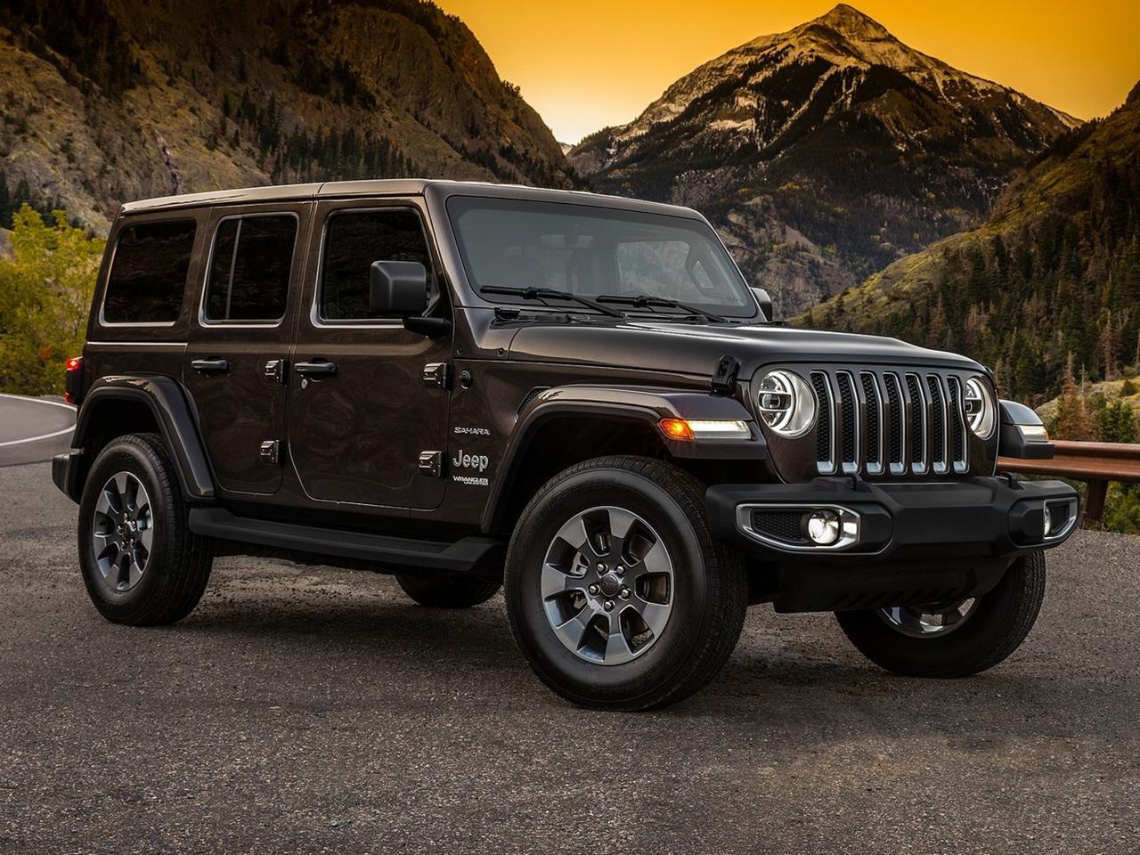 Jeep Wrangler Todas Las Versiones Del Mercado Precios Y Ofertas Ficha Autobild Es
