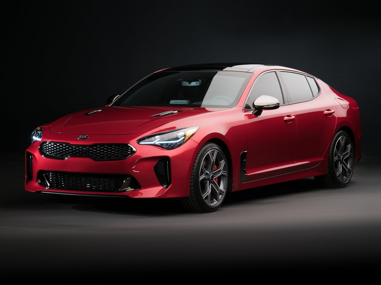 2020 Kia Gt Coupe Redesign and Review