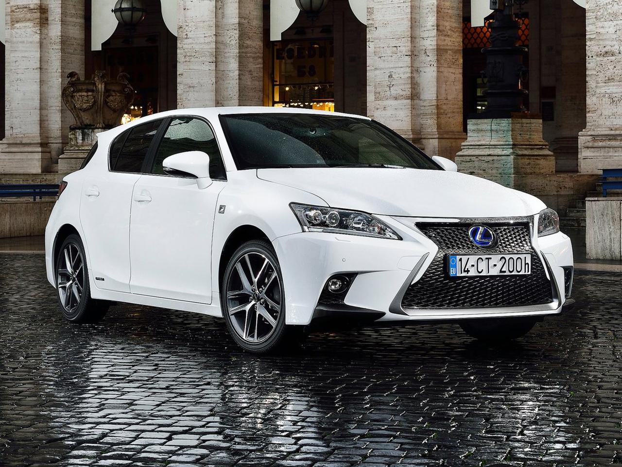 Ford Smart Mobility >> Lexus CT, todas las versiones del mercado, precios y ...