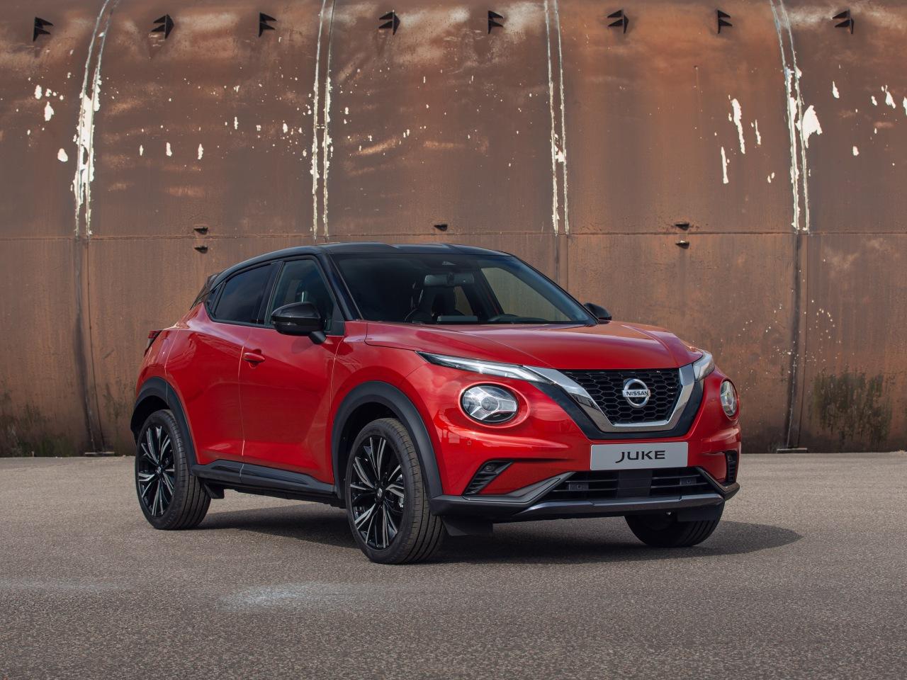 Nissan Juke 2020: Datos y precios -- Autobild.es