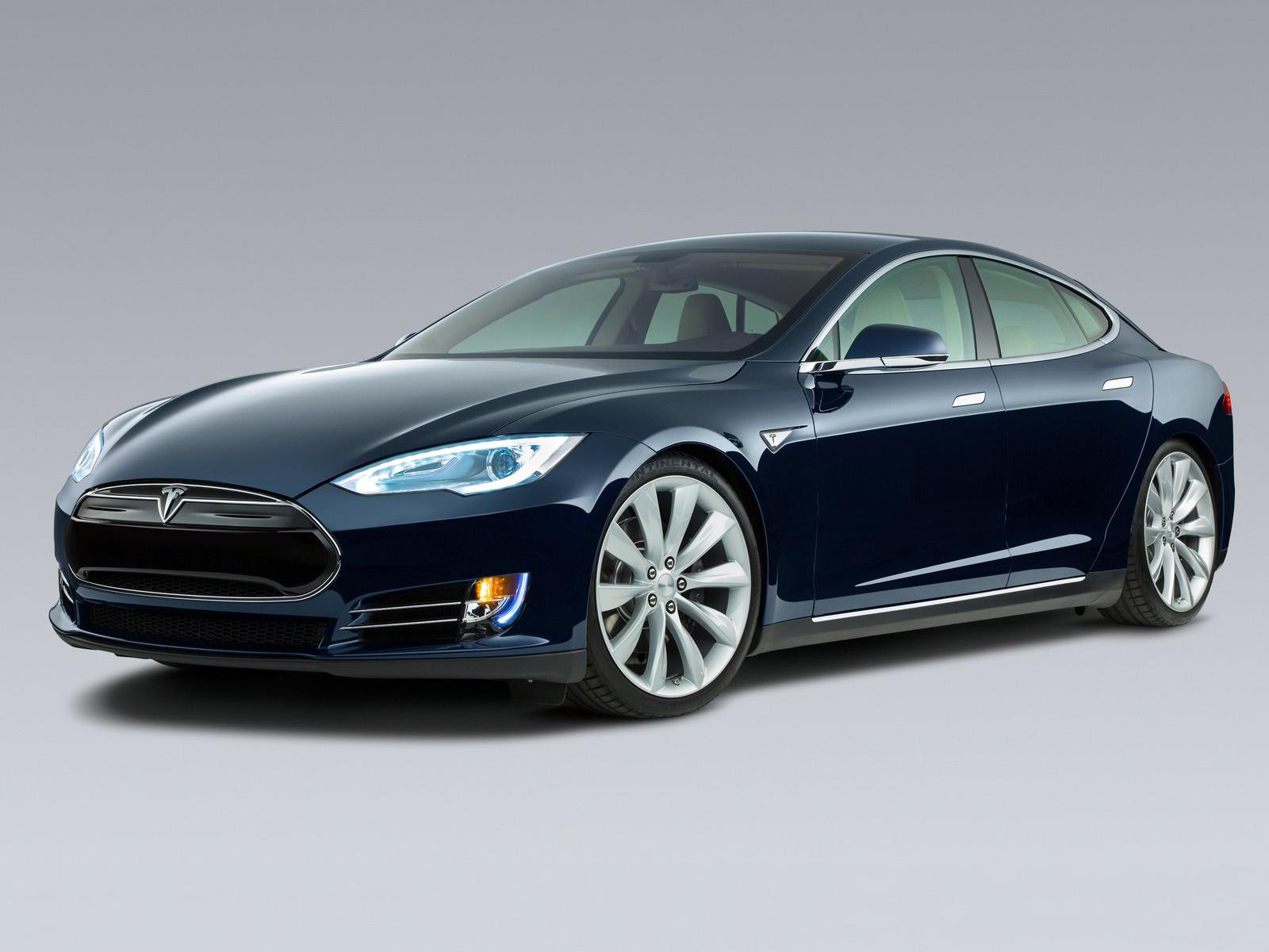 2020 Tesla Model S Engine