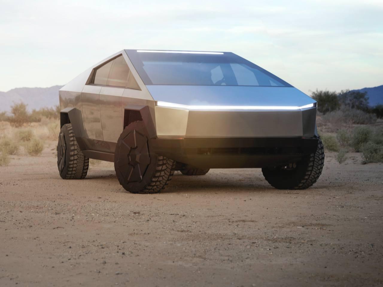 Tesla Cybertruck 2021: descripción general, precios y fichas técnicas. --  Autobild.es