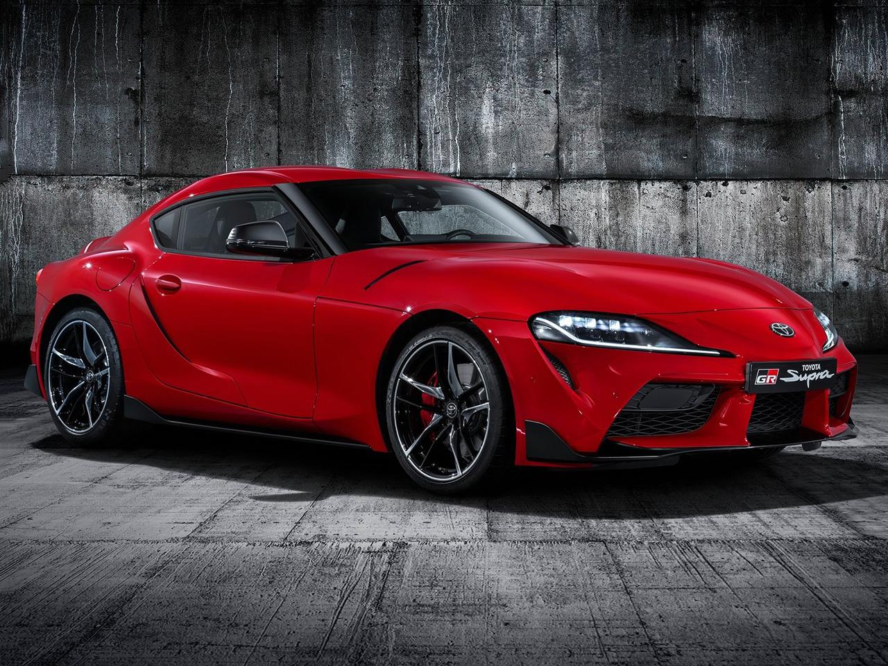 Toyota supra 2020 precio