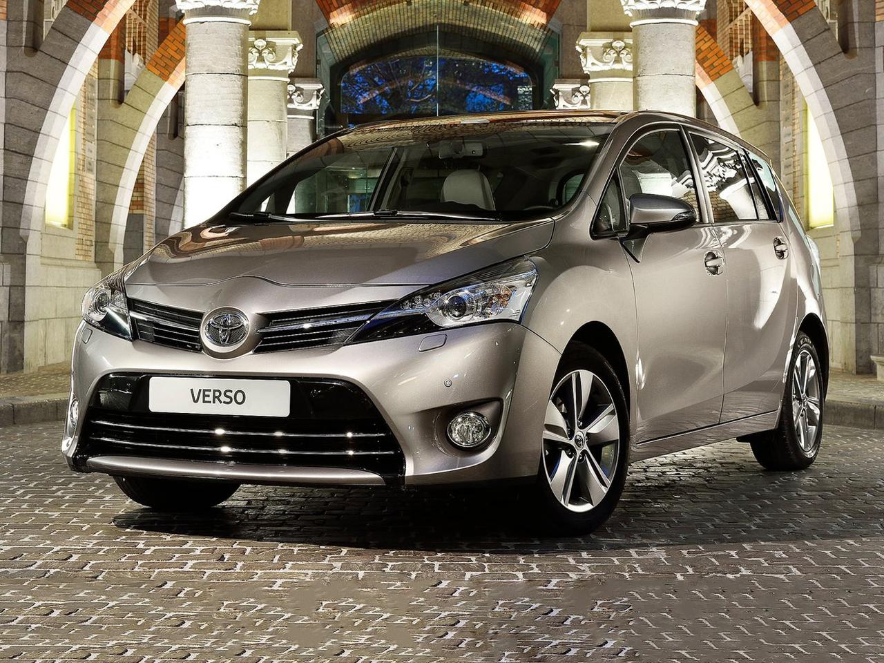 Toyota Verso 2014 115D Advance 7 Plazas -- Autobild.es