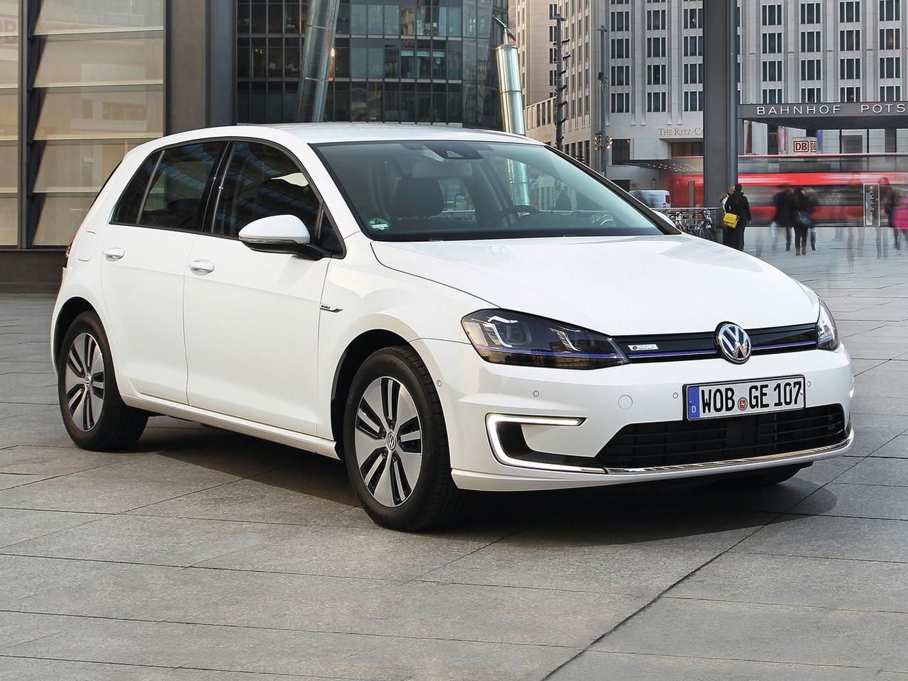 Ford Smart Mobility >> Volkswagen e-Golf 2014 EV -- Autobild.es