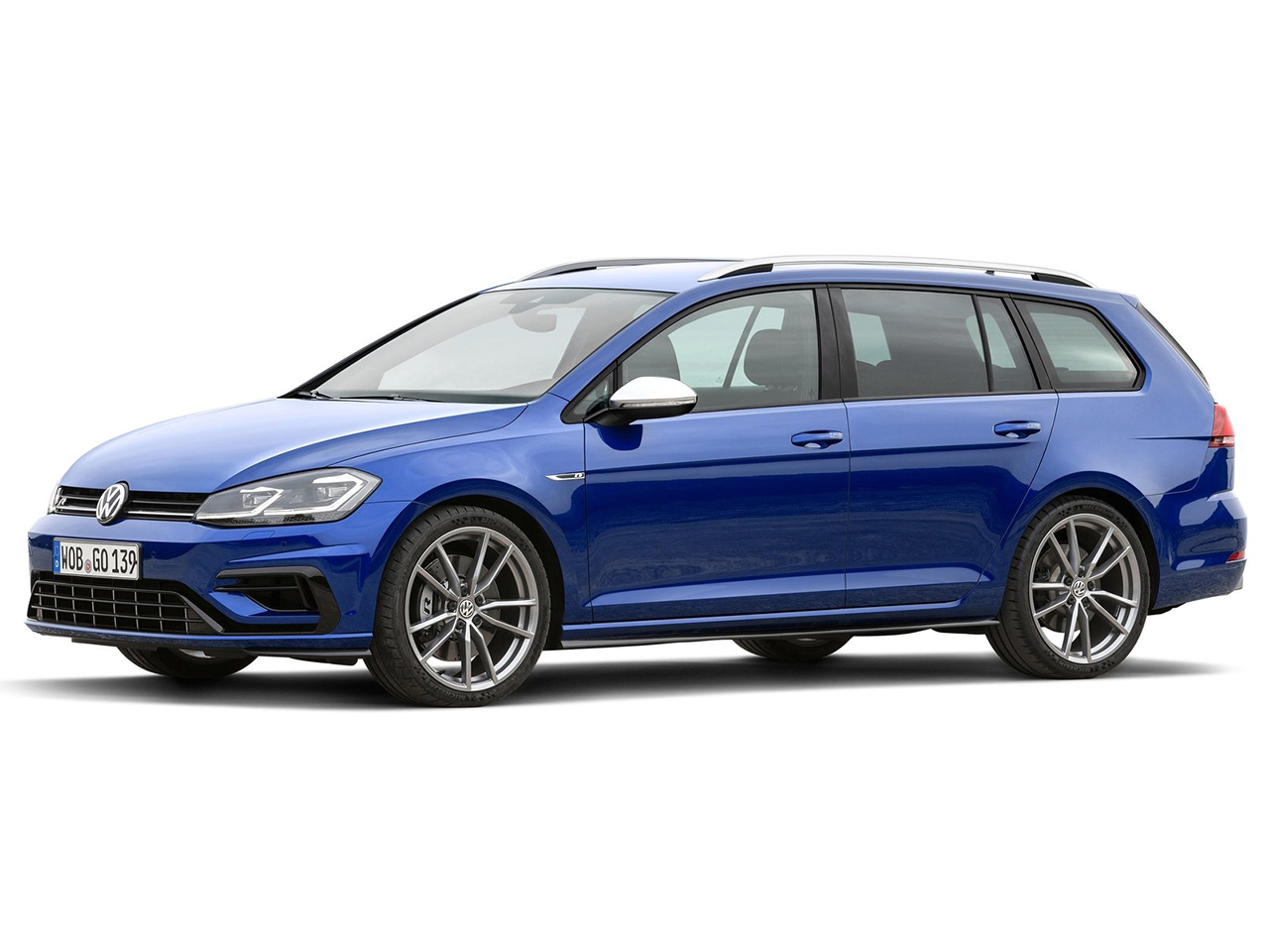 volkswagen golf r variant 2017 datos y precios. Black Bedroom Furniture Sets. Home Design Ideas