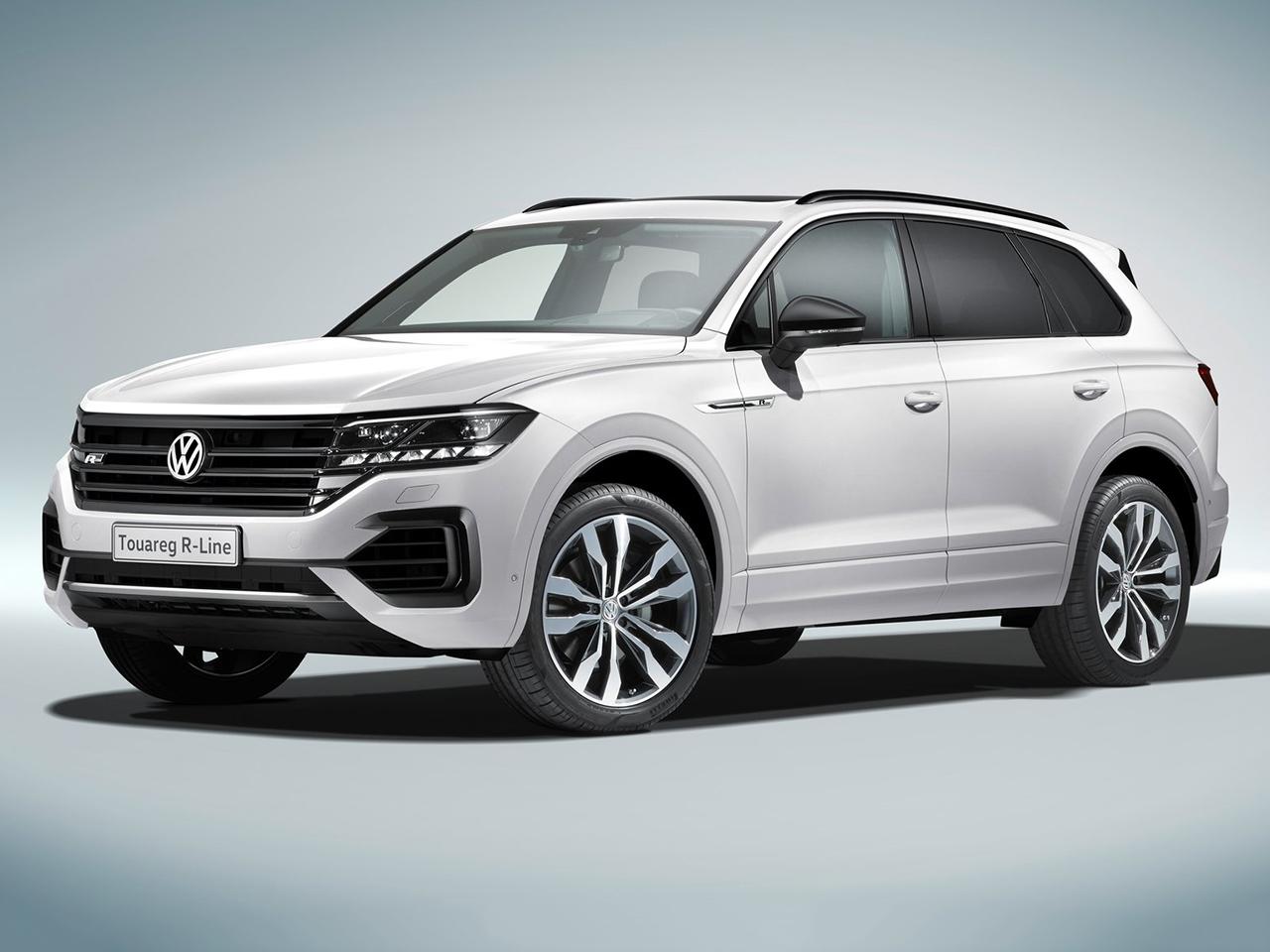 Volkswagen Touareg 2018 Datos Y Precios Autobild Es