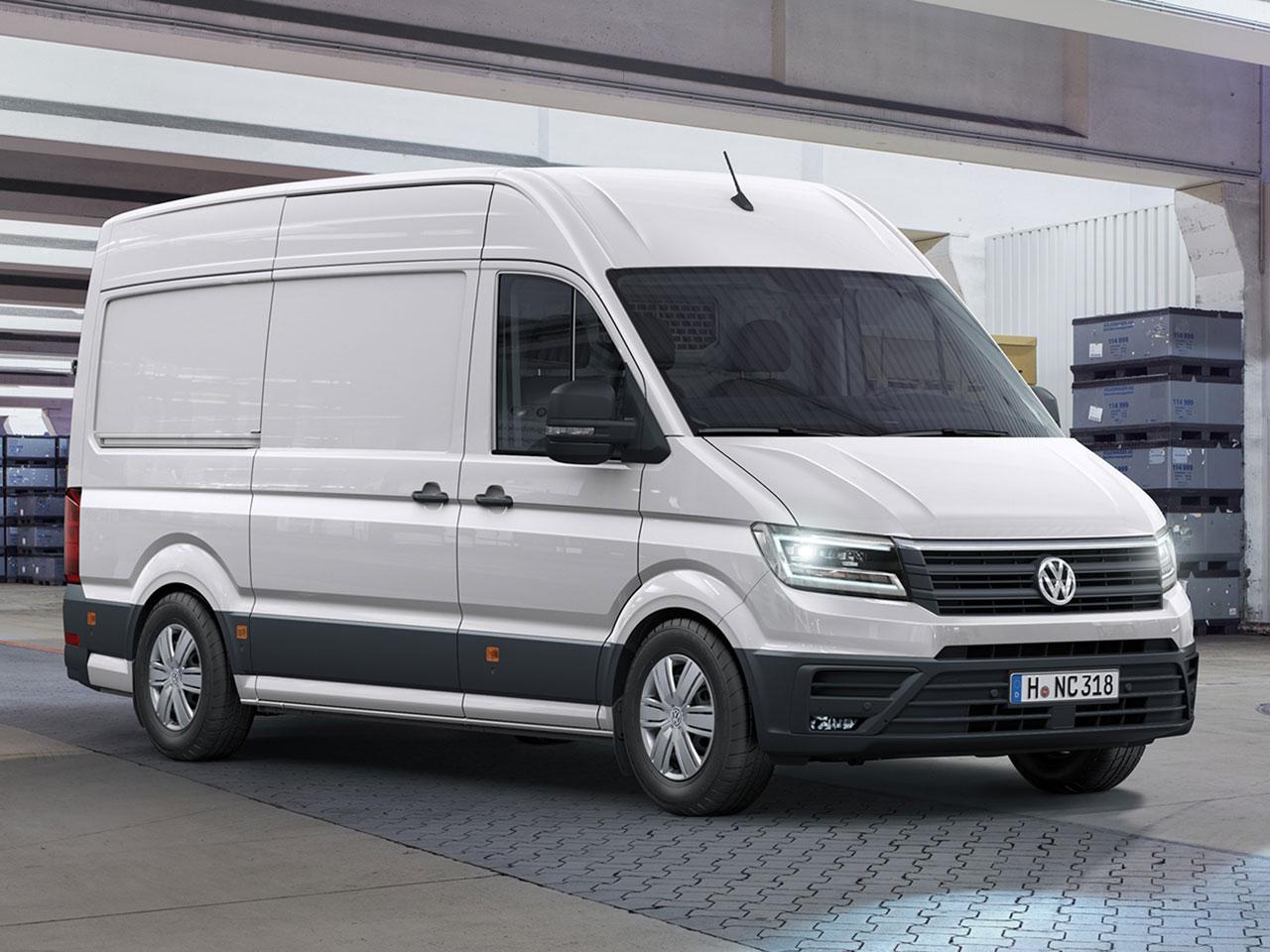 Volkswagen Crafter 2021 Descripcion General Precios Y Fichas Tecnicas Autobild Es