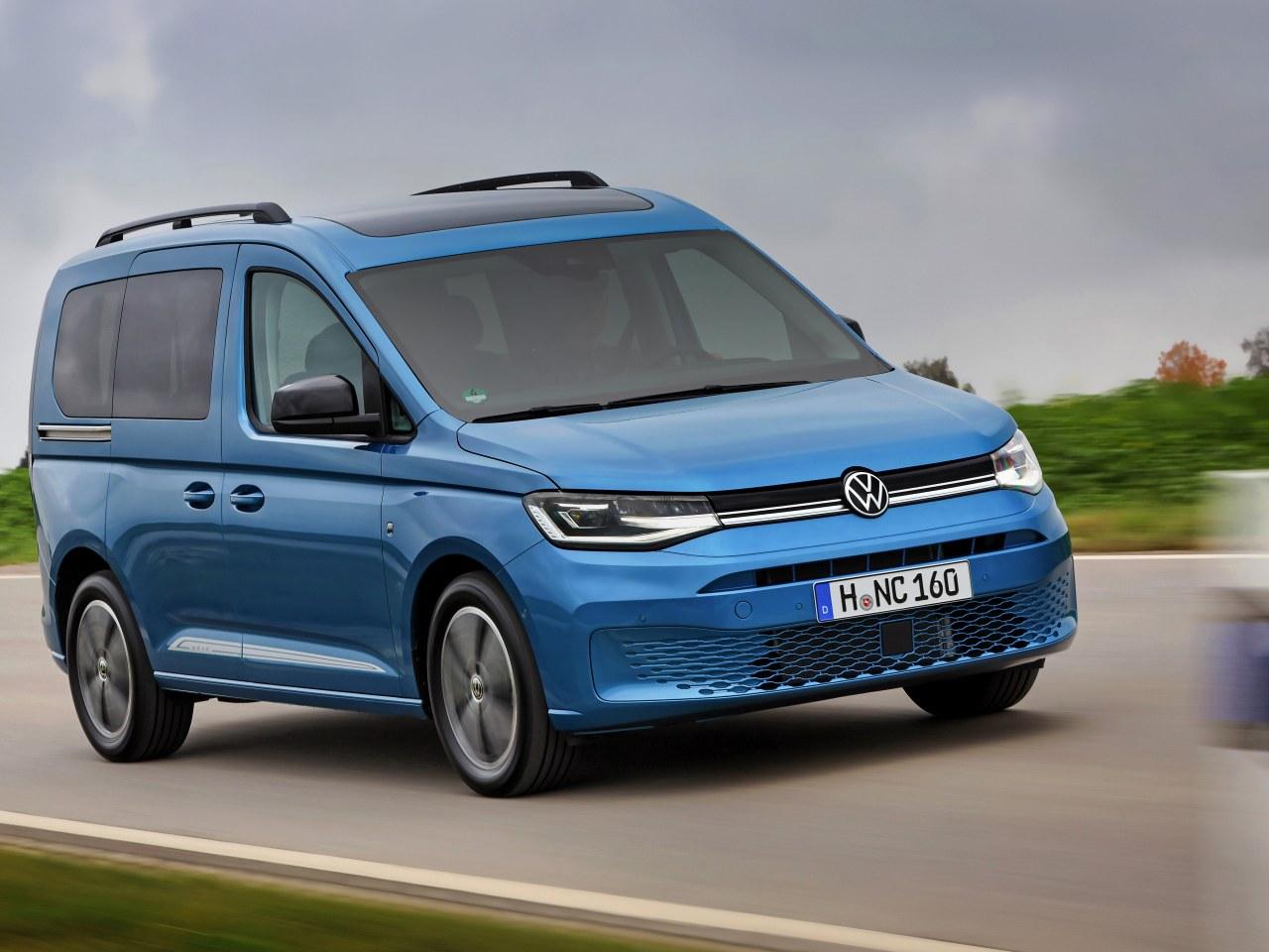 Volkswagen Caddy 2021: Datos y precios -- Autobild.es