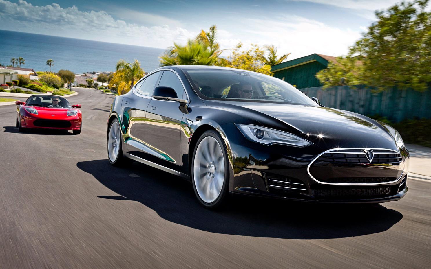 Coches Tesla Todos Los Modelos Y Precios De Tesla Autobild Es