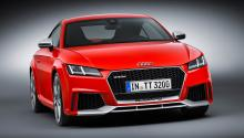 TT RS Coupe - 0