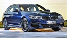 BMW Serie 5 Serie 5 Touring