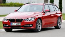 BMW Serie 3 Serie 3 Touring