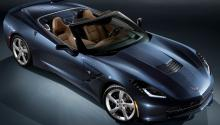 Corvette Stingray Convertible - 0