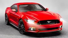 Mustang Fastback - 0