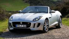 F-Type Roadster - 0