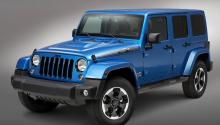 Wrangler Unlimited - 0