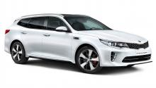 Optima Sportswagon - 0