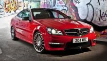 Mercedes Clase C Clase C Coupe AMG