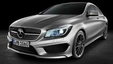 Mercedes CLA Clase CLA Coupe
