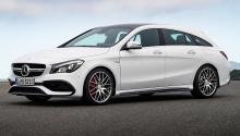 Clase CLA Shooting Brake AMG - 0