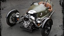 Morgan 3 Wheeler 3 Wheeler