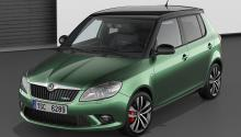 Fabia RS - 0
