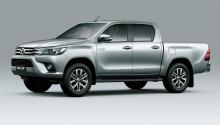 Hilux Cabina Extra - 0