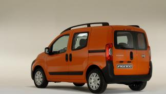 Fiat Fiorino Combi 2007 COMBI BASE 1.4 NATURAL POWER GNC 5PLAZAS - 2