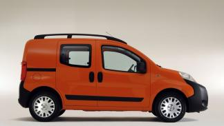 Fiat Fiorino Combi 2007 COMBI BASE 1.4 NATURAL POWER GNC 5PLAZAS - 1