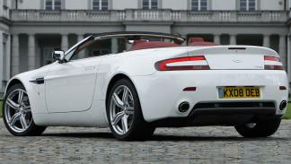Aston Martin V8 Vantage Roadster 2007 4.7 V8 Manual - 2