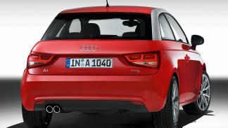 Audi A1 Hatchback 2010 1.6 TDI S-TRONIC ATTRACTION  - 2