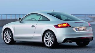 Audi TT Coupe 2010 1.8 TFSI S-LINE EDITION - 1