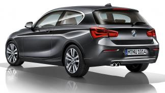 BMW Serie 1 Sporthatch 2017 116d EfficientDynamics - 1