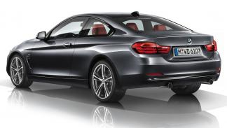 BMW Serie 4 Coupe 2014 420d - 1