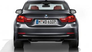 BMW Serie 4 Coupe 2014 420d - 2