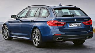 BMW Serie 5 Touring 2017 520d xDrive - 1