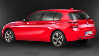 BMW Serie 1 Hatchback 2011 120d - 1