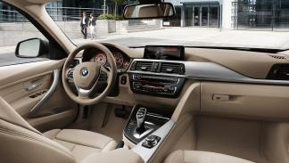 BMW Serie 3 Touring 2012 318d xDrive - 3